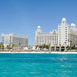 Riu Palace Aruba Todo Incluido
